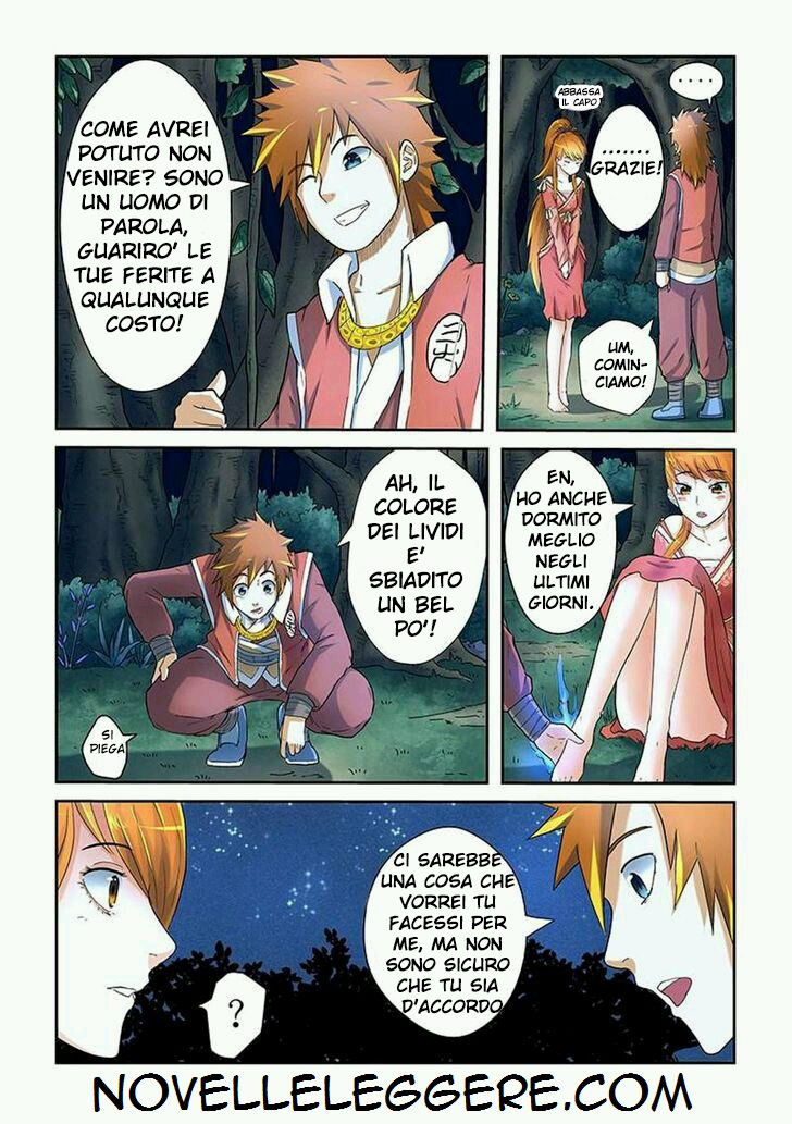 Novelle Leggere Tales Of Demons And Gods Manga Ita